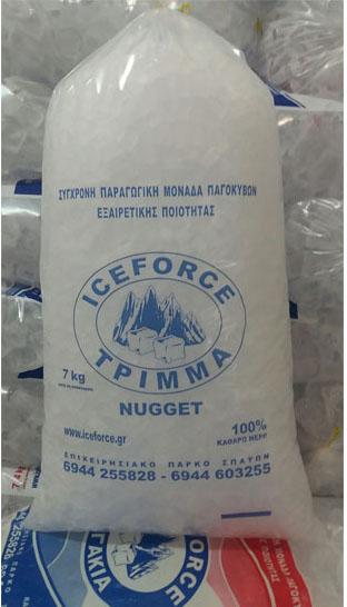 Πάγος Τρίμμα Nugget